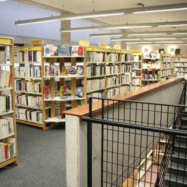 Torcy 71 - La Bibliothèque