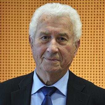 Le maire de Torcy - Roland FUCHET