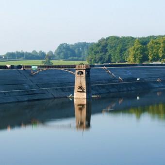 Torcy, paysages et patrimoine - La digue - visuel 4
