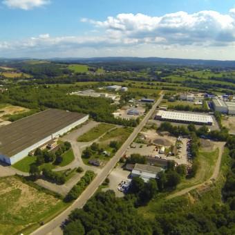 Torcy, paysages et patrimoine - Zone industrielle