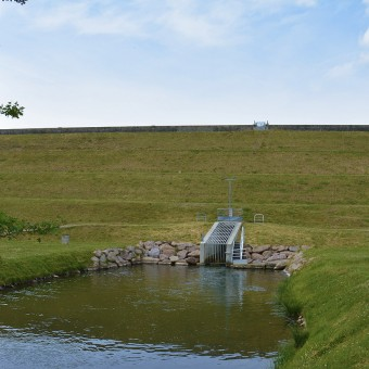 Torcy, paysages et patrimoine - La digue - visuel 3