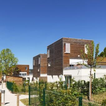 Torcy, paysages et patrimoine - Quartier Champ Bâtard