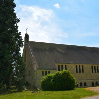 Torcy, paysages et patrimoine - La Chapelle Notre Dame du Travail - visuel 1