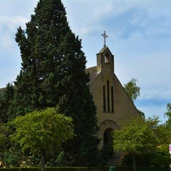 Torcy, paysages et patrimoine - La Chapelle Notre Dame du Travail - visuel 3