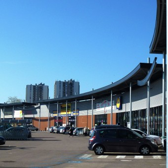 Torcy, paysages et patrimoine - Zone Commerciale