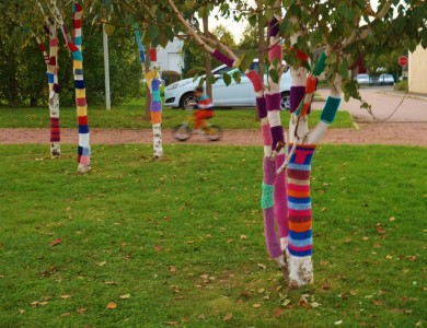 Mairie de Torcy - La Maison des Familles enfile ses habits d'hiver