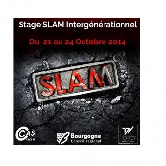 Mairie de Torcy - Stage SLAM intergénérationnel // 21-24 octobre