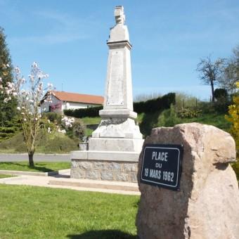 Mairie de Torcy - Cérémonie de commémoration de la Grande Guerre
