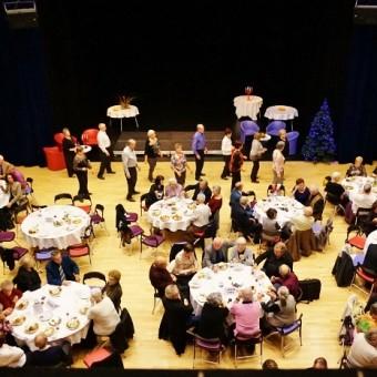 Mairie de Torcy - Une Journée festive pour nos aînés