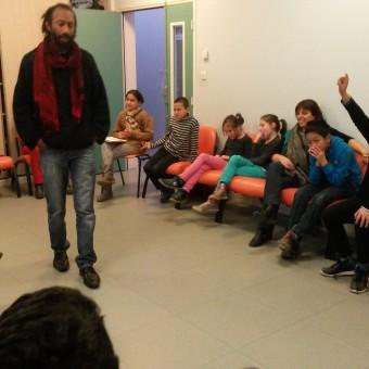 Mairie de Torcy - Ils nous racontent leur rencontre avec Denis Pourawa …