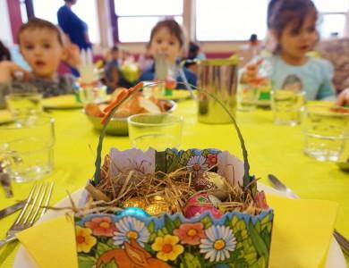 Mairie de Torcy - Jolie surprise pour les enfants au Restaurant scolaire !