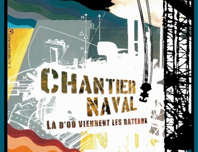 Mairie de Torcy - «Chantier naval», au C2 // Samedi 17 Octobre