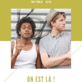 Ville de Torcy 71 - «On est là!»  au C2 // Samedi 12 Décembre