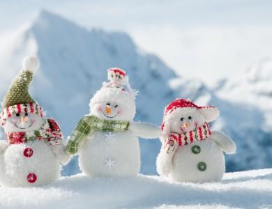 Mairie de Torcy - Les vacances de Noël au Centre de Loisirs