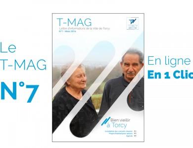 Mairie de Torcy - TMAG n°7, Mars 2016 // «Bien vieillir à Torcy»