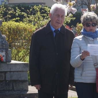 Mairie de Torcy - Hommage national aux Victimes et Héros de la déportation