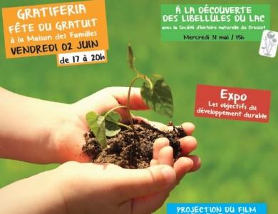 Mairie de Torcy - Semaine du Développement durable 2017 à Torcy