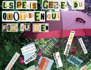 Mairie de Torcy - Les Petits Gestes du Quotidien qui font du Bien