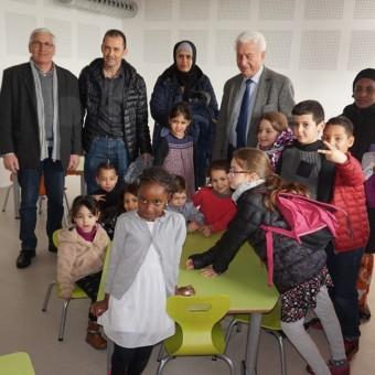 Mairie de Torcy - Portes Ouvertes au nouveau Restaurant d'Enfants