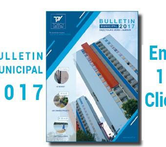 Mairie de Torcy - Bulletin Municipal 2017