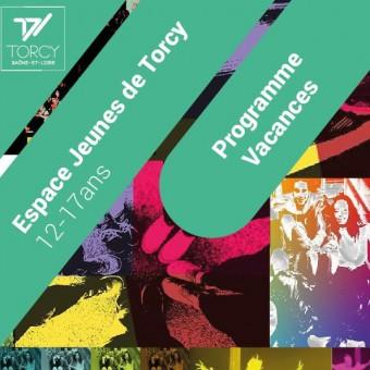 Mairie de Torcy - Le programme de l'Espace Jeunes – Vacances de Noël 2018