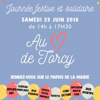 Ville de Torcy 71 - Au coeur de Torcy