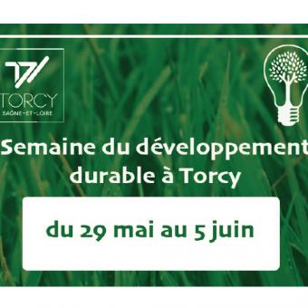 Ville de Torcy 71 - La Semaine du développement durable