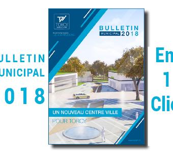 Mairie de Torcy - Bulletin Municipal 2018
