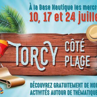 Ville de Torcy 71 - Torcy Côté Plage