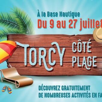 Mairie de Torcy - Torcy Côté Plage