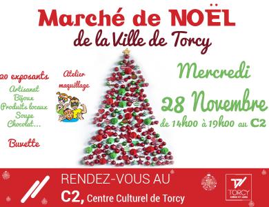 Agenda de Torcy - Marché de Noël au C2