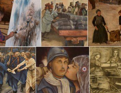 Agenda de Torcy - Exposition sur le Centenaire de l'armistice
