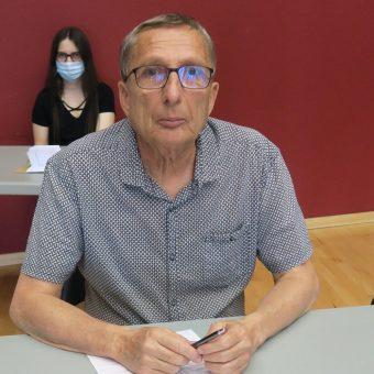Adjoint au maire de Torcy - Christian LANDRÉ