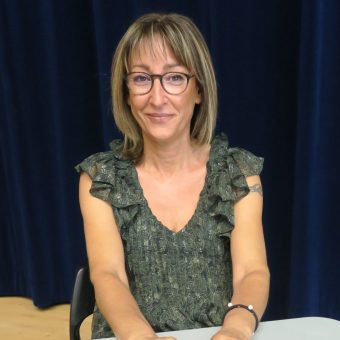 Adjoint au maire de Torcy - Manuela ROMERO-PORTRA