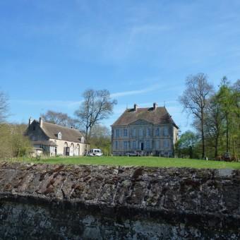 Torcy, paysages et patrimoine - Le Château, classé monument historique - visuel 1
