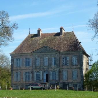 Torcy, paysages et patrimoine - Le Château, classé monument historique