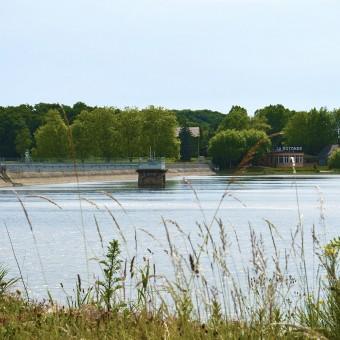 Torcy, paysages et patrimoine - La digue - visuel 2