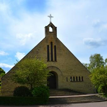 Torcy, paysages et patrimoine - La Chapelle Notre Dame du Travail