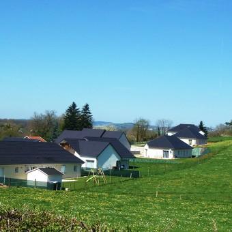 Torcy, paysages et patrimoine - Les Perraudins / La Barre