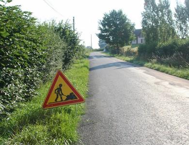 Mairie de Torcy - Route Barrée // Route des Grandes Raies