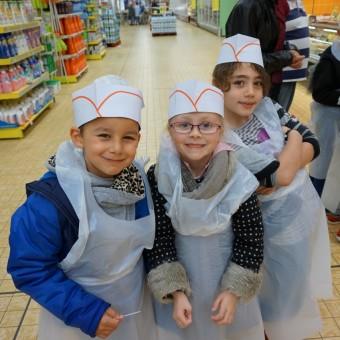 Mairie de Torcy - La semaine du goût dans les écoles de Torcy