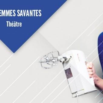 """Ville de Torcy 71 - """"Les Femmes savantes"""" au C2 // Jeudi 11 Décembre"""