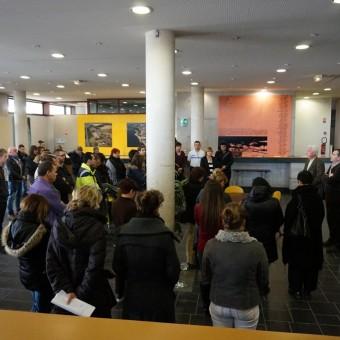 Mairie de Torcy - Hommage aux victimes…