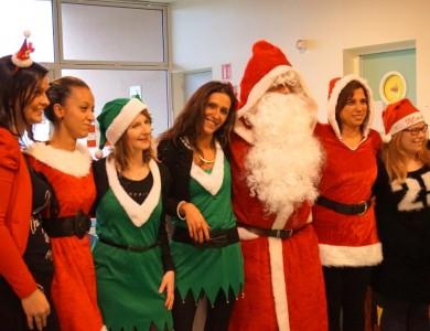 Mairie de Torcy - Retour sur le spectacle de Noël à la crêche !