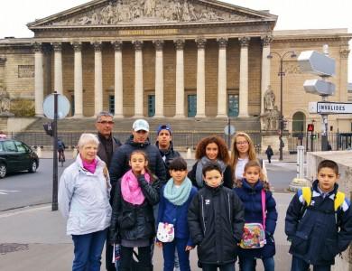 Mairie de Torcy - Les jeunes citoyens à la découverte de l'Assemblée Nationale !