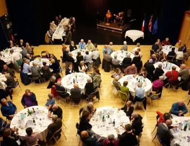 Mairie de Torcy - Un repas convivial et festif pour nos anciens !