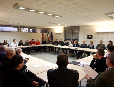 Mairie de Torcy - Les deux conseils citoyens sont installés