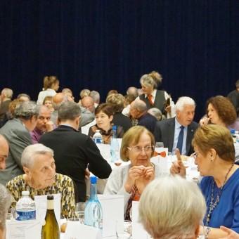 Mairie de Torcy - Grand succès pour le Repas des Anciens