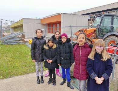 Mairie de Torcy - Les petites reporters, journal des NAP de Torcy n°2