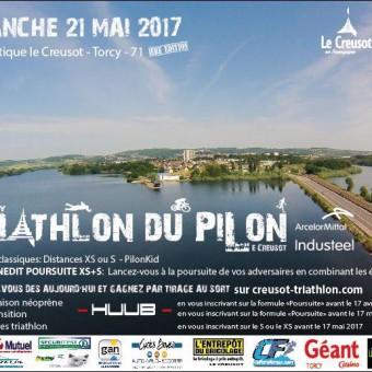 Mairie de Torcy - Dimanche 21 mai, rendez-vous au Triathlon du Pilon